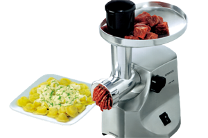 All metal household meat grinder